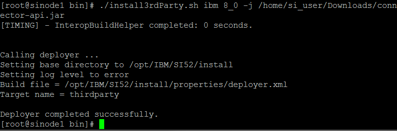 Install3rdParty